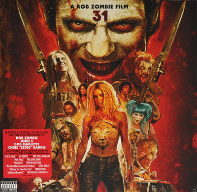 A ROB ZOMBIE FILM 31 - Various - 33T