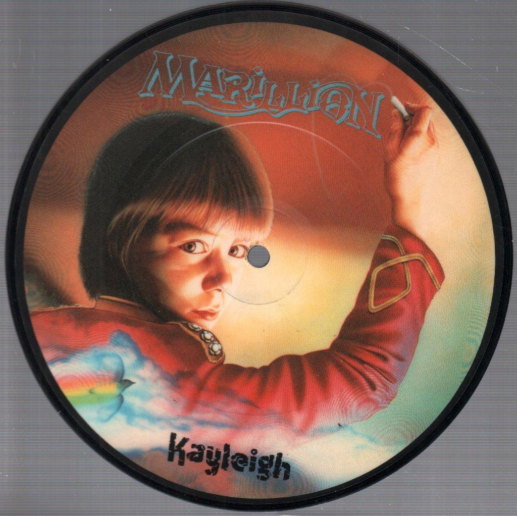 MARILLION - Kayleigh - 45T (SP 2 titres)