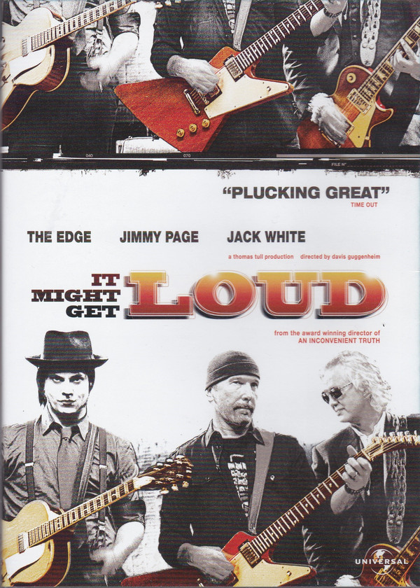 JIMMY PAGE - It Might Get Loud - DVD