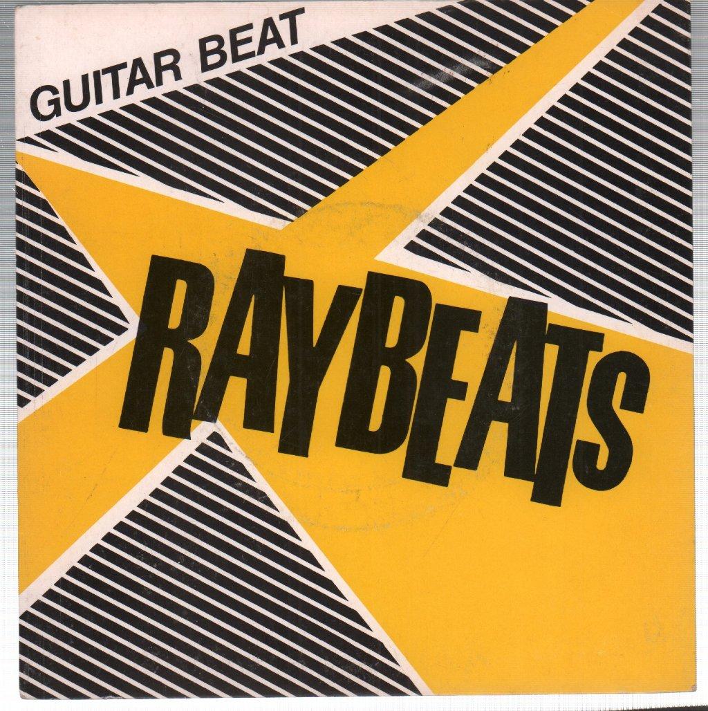 RAYBEATS - Guitar Beat - 45T (SP 2 titres)