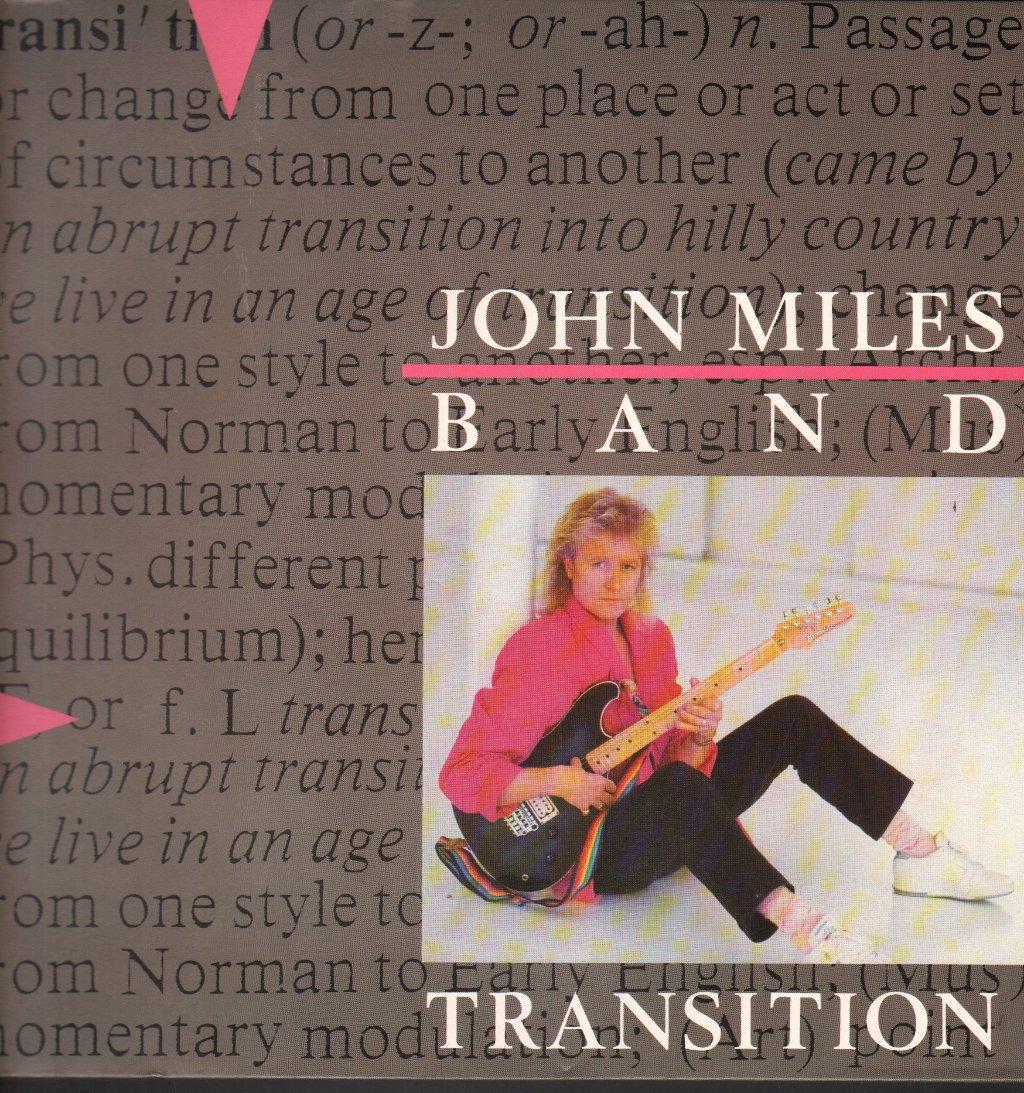 John Miles Band Transition