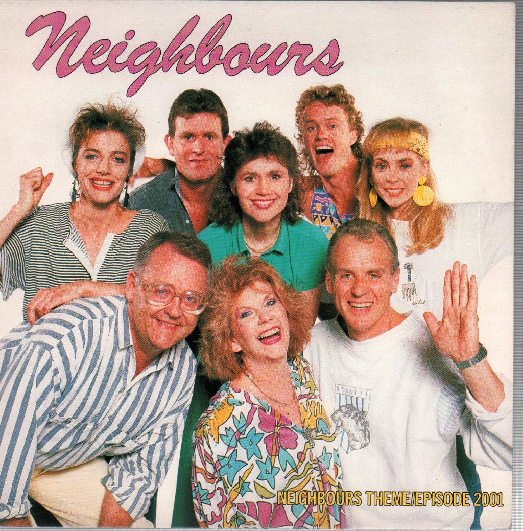 NEIGHBOURS - Neighbours Theme - 45T (SP 2 titres)