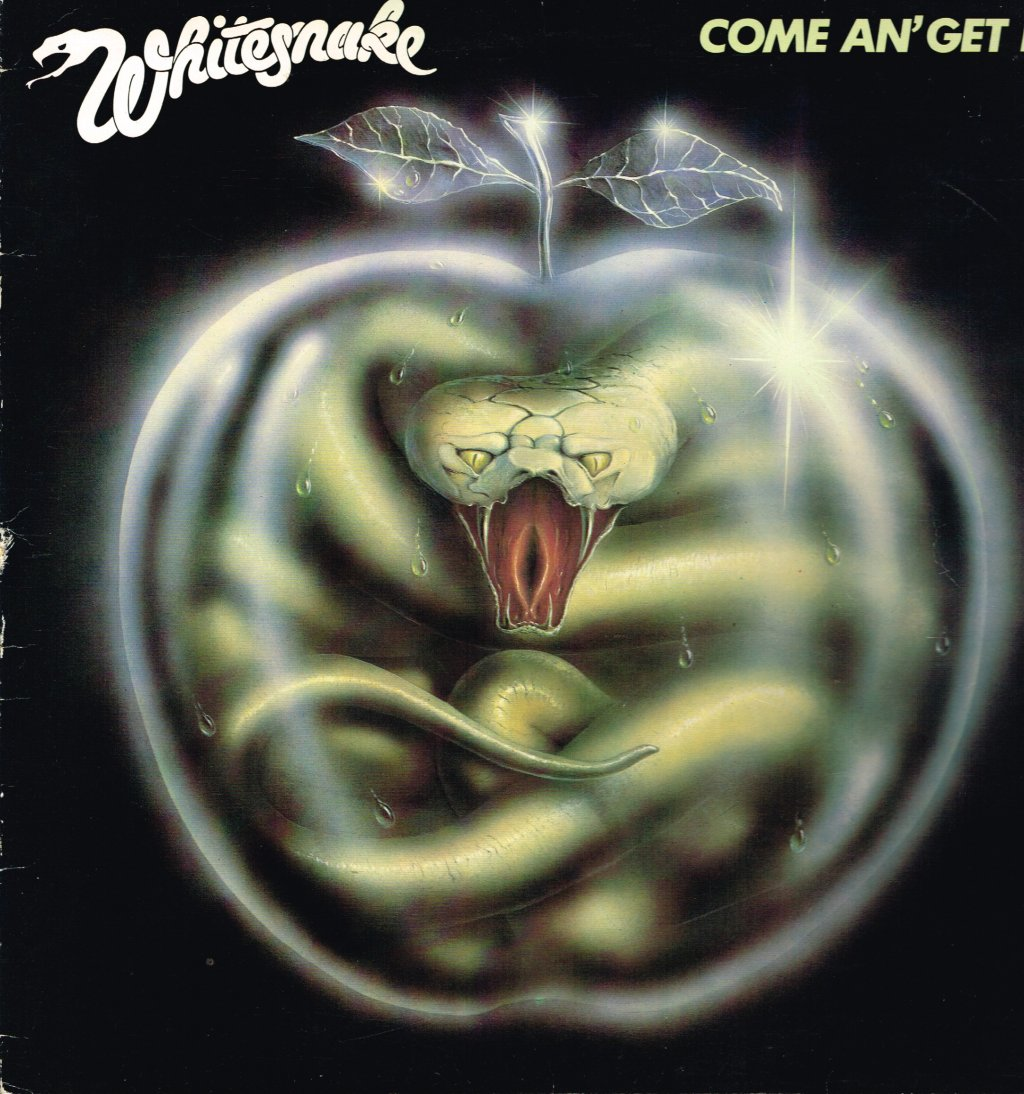 WHITESNAKE - Come An' Get It - 33T