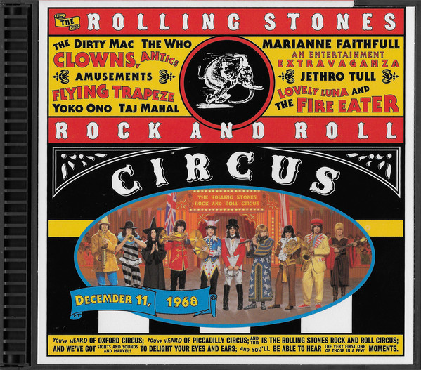 ROLLING STONES - Rolling Stones Rock and Roll Circus - CD