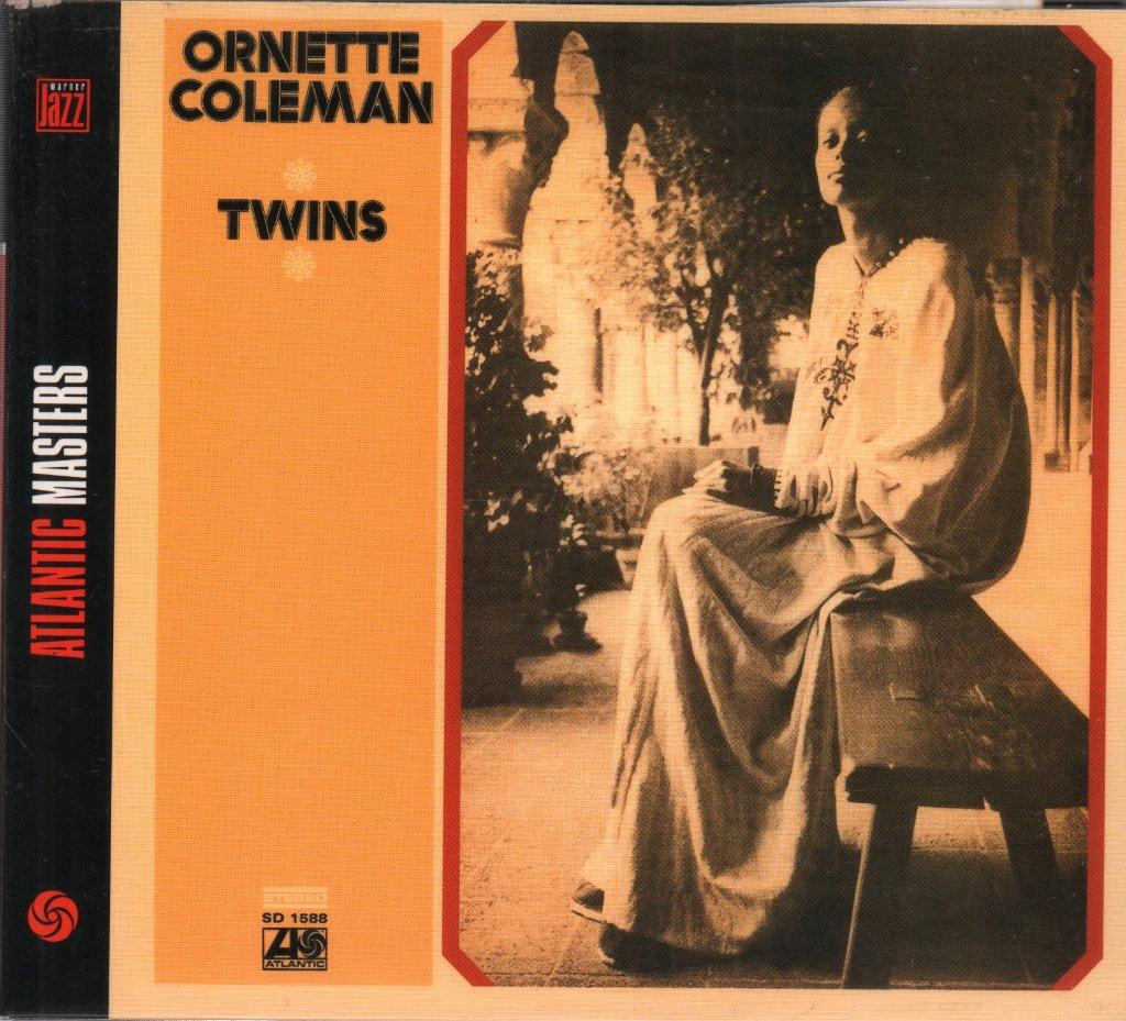ORNETTE COLEMAN - Twins - CD