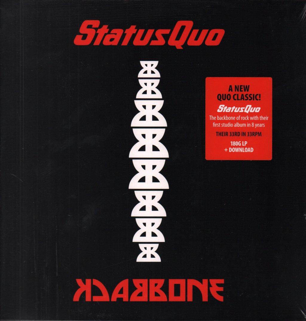 STATUS QUO - Backbone - 33T