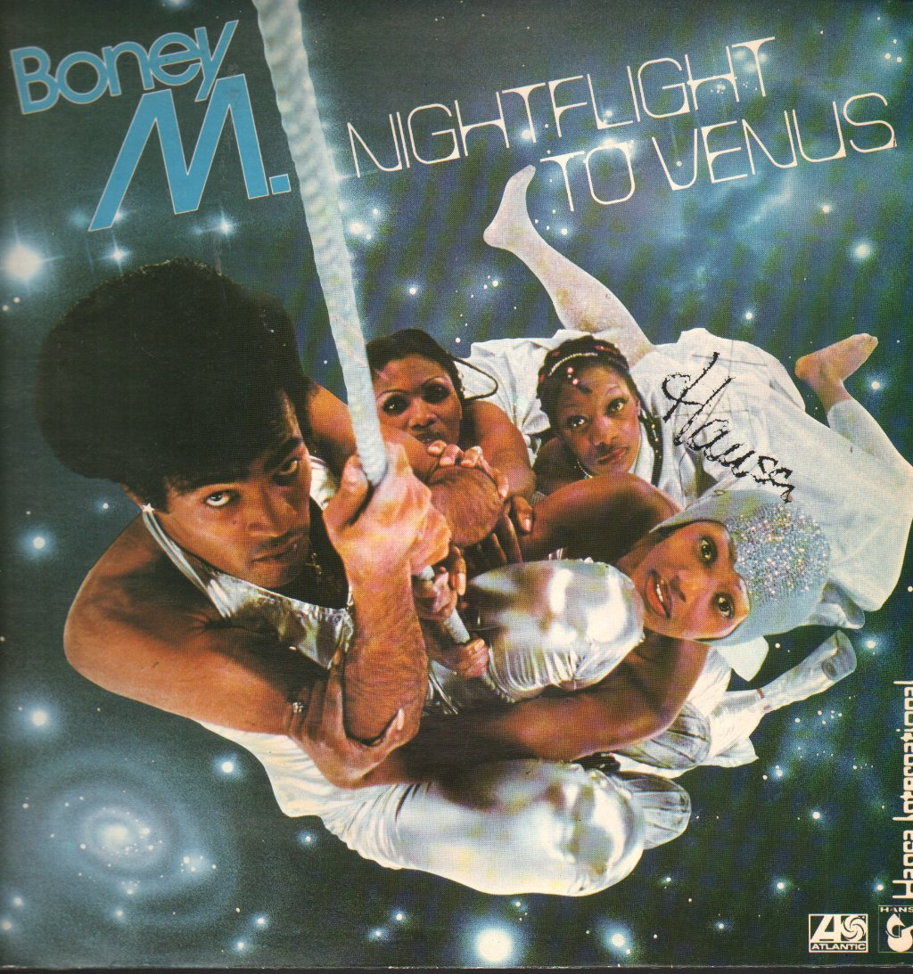 boney m nightflight to venus