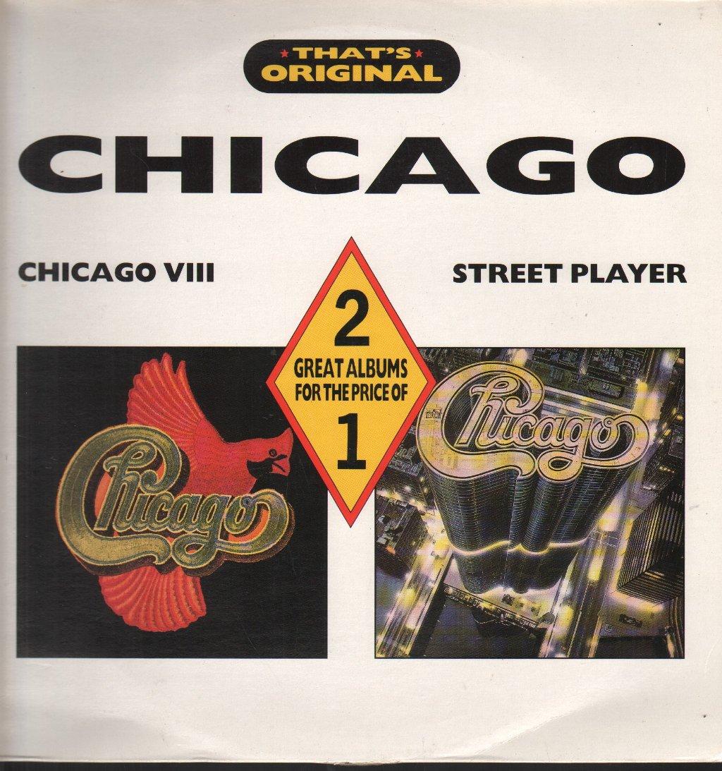 chicago chicago viii / street player