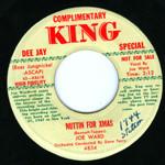 JOE WARD - Nuttin For Xmas - 45T (SP 2 titres)