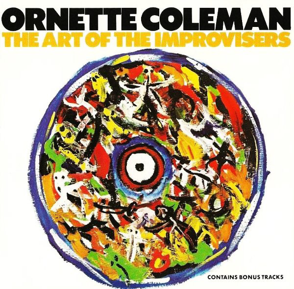 ORNETTE COLEMAN - Art of the Improvisers - CD