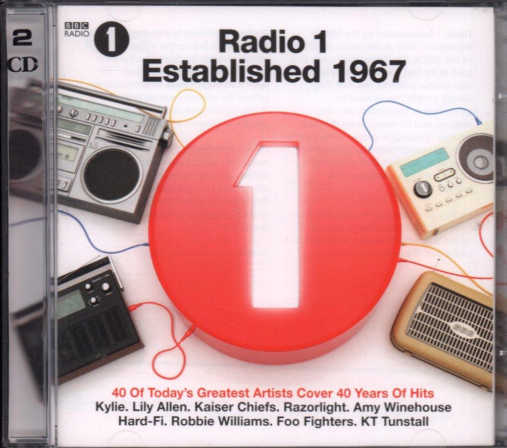RADIO 1 ESTABLISHED 1967 - Various - CD