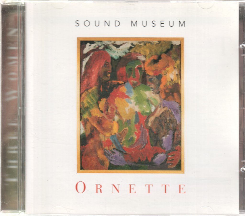ORNETTE COLEMAN - Sound Museum Three Women - CD