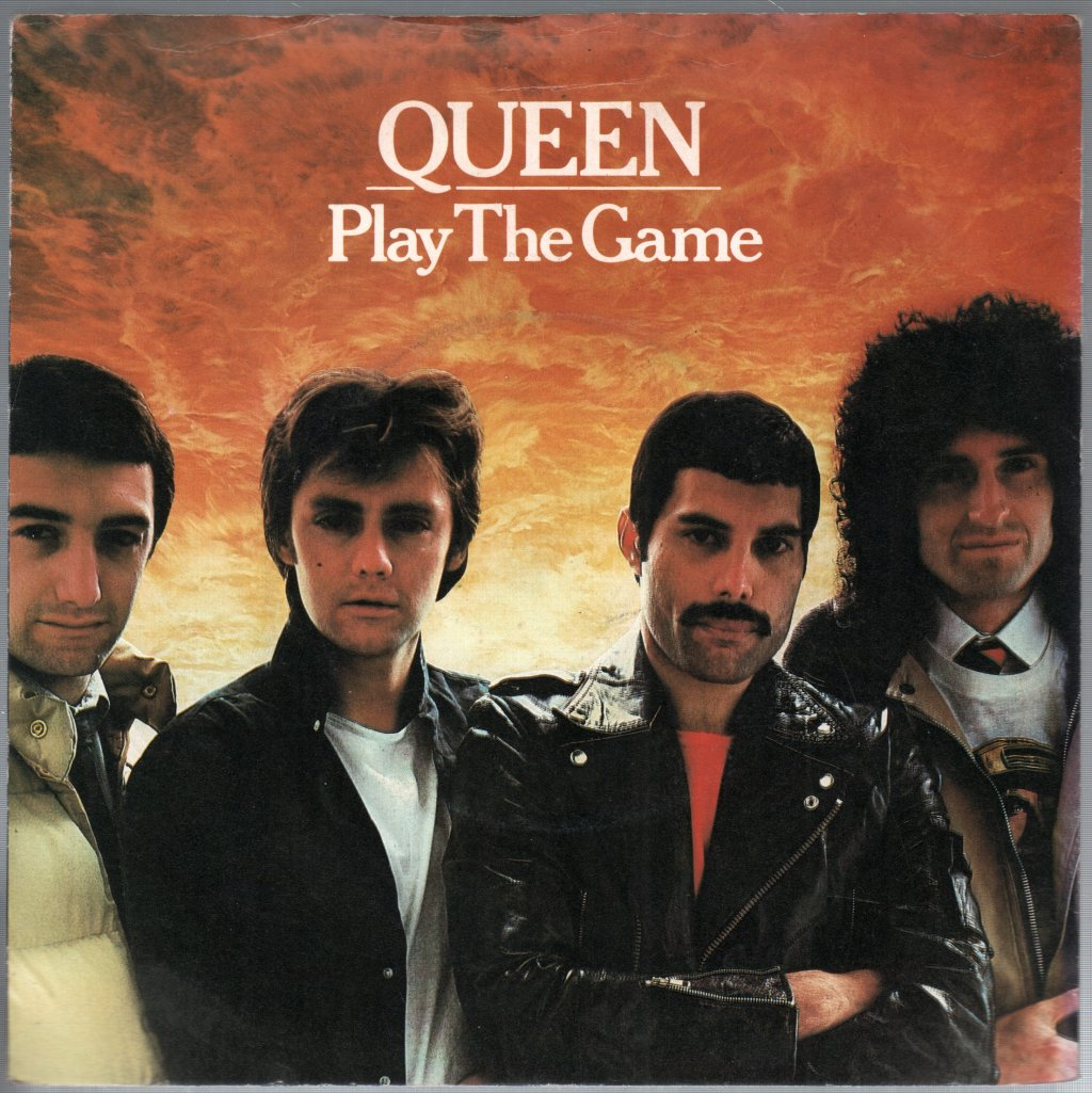 QUEEN - Play the Game - 45T (SP 2 titres)