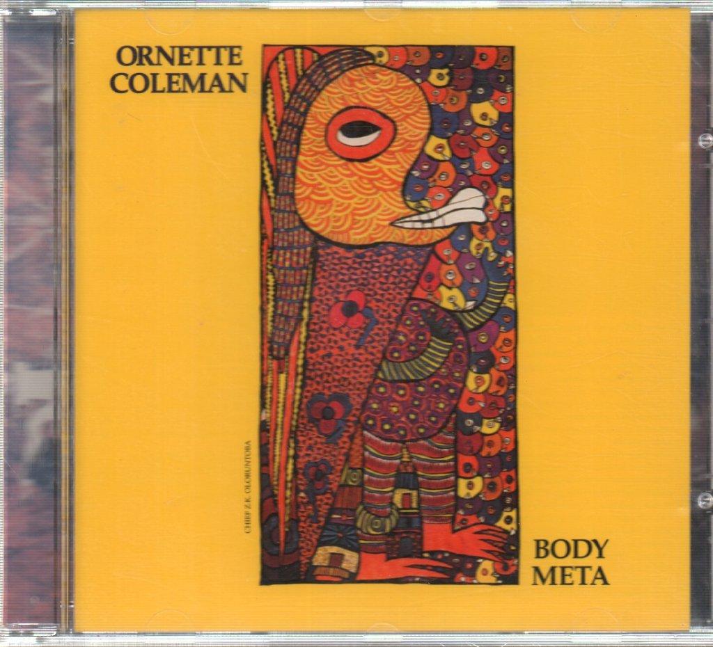 ORNETTE COLEMAN - Body Meta - CD