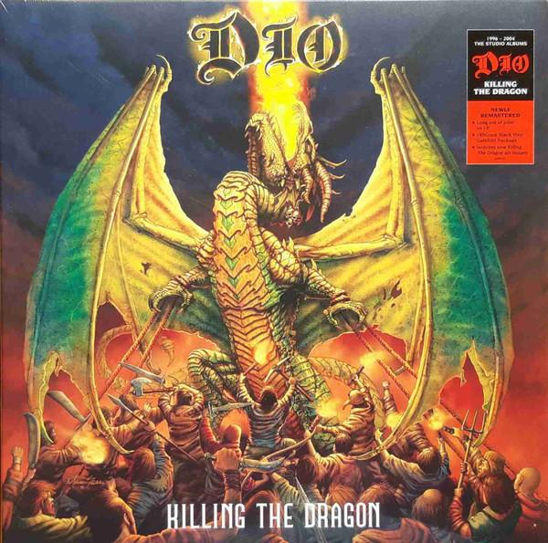 DIO - Killing the Dragon - 33T