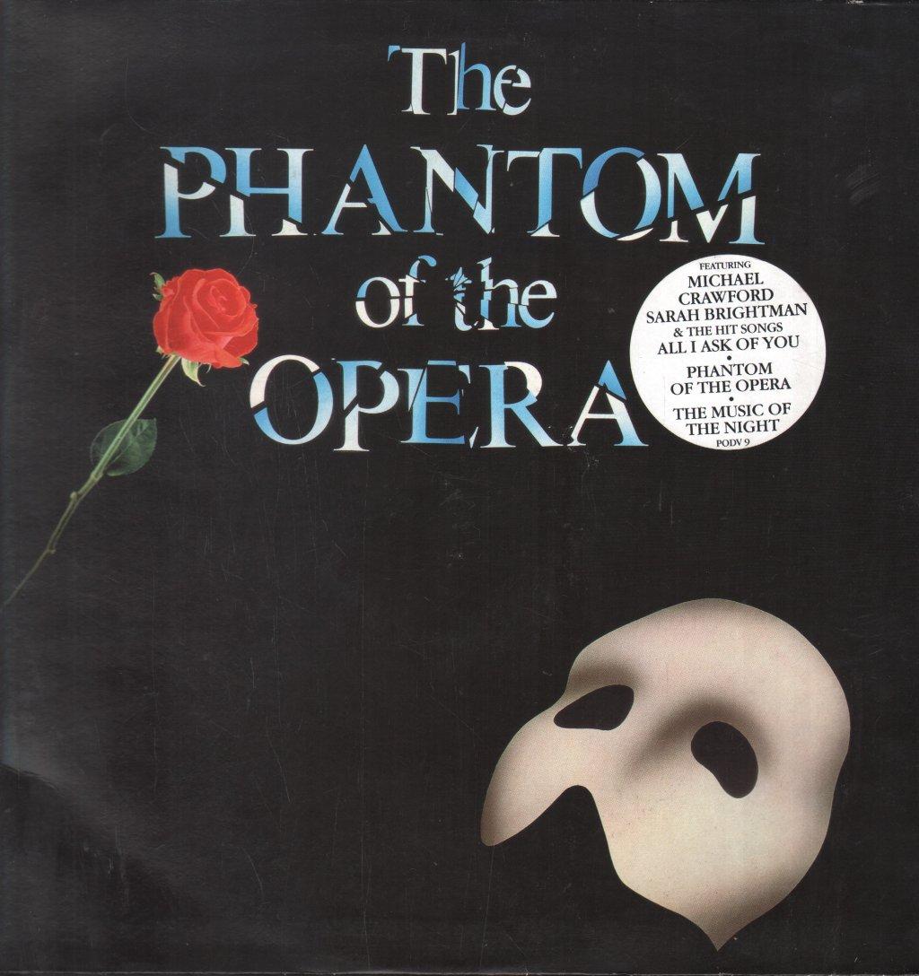 PHANTOM OF THE OPERA - Original London Cast - 33T x 2