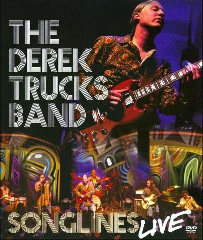 DEREK TRUCKS BAND - Songlines Live - DVD