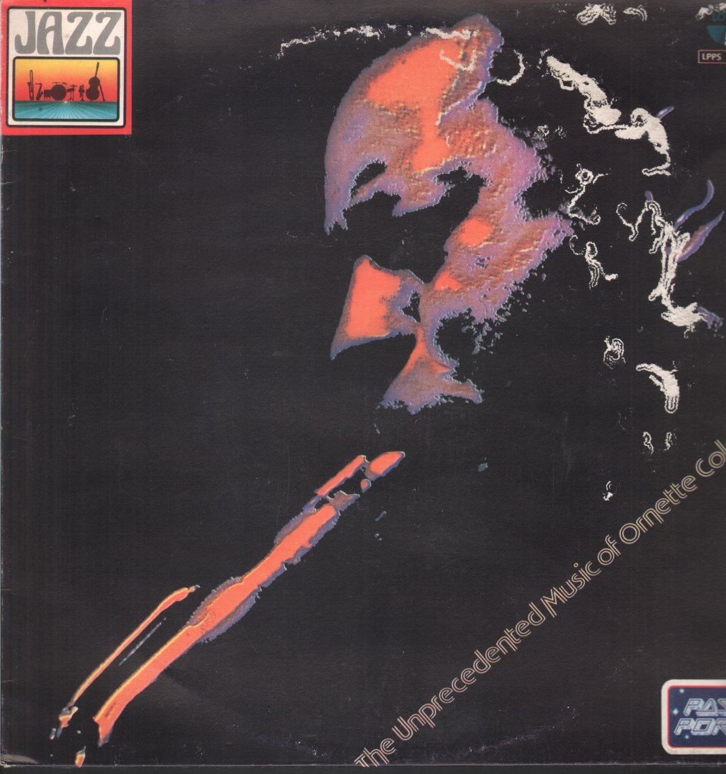 ORNETTE COLEMAN - Unprecedented Music of Ornette Coleman - 33T
