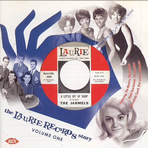 VARIOUS - Laurie Records Story Volume 1 - CD