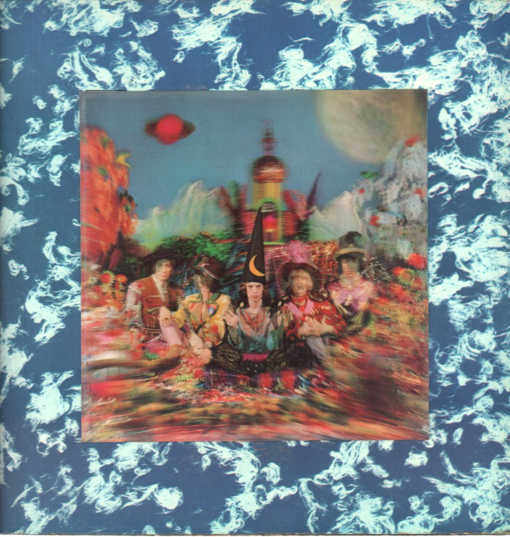 ROLLING STONES - Their Satanic Majesties Request - LP