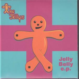 JELLYS - Jelly Belly EP - CD
