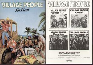 VILLAGE PEOPLE - Go West - Others