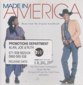 MADE IN AMERICA (FILM) - Music From the Original Soundtrack - CD