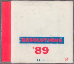 RESOLUTIONS 89 - Various - CD