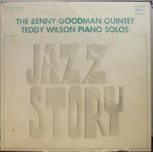 BENNY GOODMAN QUINTET/TEDDY WILSON - S/T / Piano Solo - LP