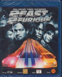2 FAST 2 FURIOUS - S/T - Blu-ray Disc