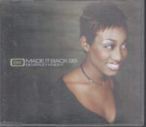 BEVERLEY KNIGHT - Made It Back 99 - CD