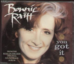 BONNIE RAITT - You Got It - CD