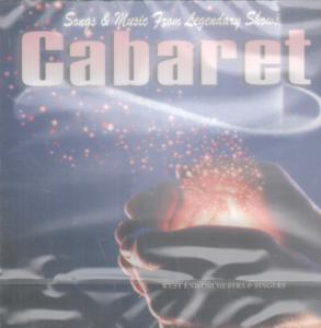 CABARET - SONGS AND MUSIC FROM LEGENDARY SHOWS - S/T - CD
