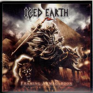 ICED EARTH - Framing Armageddon - CD