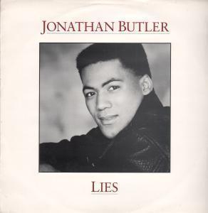 JONATHAN BUTLER - Lies - 12 inch 45 rpm