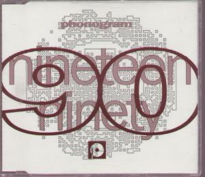 PHONOGRAM 1990 - Various - CD