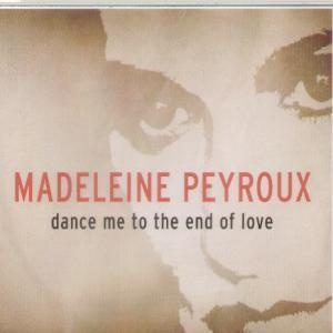 MADELEINE PEYROUX - Dance Me To the End of Love - CD-ROM