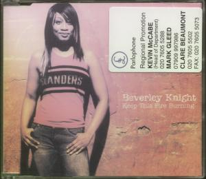 BEVERLEY KNIGHT - Keep This Fire Burning - CD