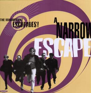 MAGNIFICENT ESCAPADES - A Narrow Escape - LP