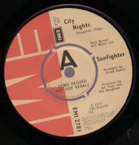 Sunfighter City Nights