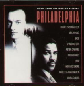 MUSIC FROM THE MOTION PICTURE PHILADELPHIA - Soundtrack - CD