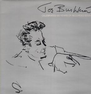 JOE BUSHKIN - Celebrates 100 Years of Recorded Sound - LP