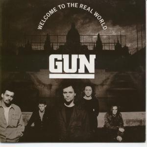 GUN (90'S GROUP) - Welcome To the Real World - 45T (SP 2 titres)