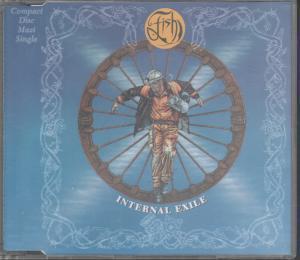 FISH - Internal Exile - CD