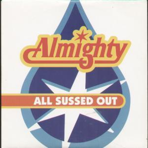 ALMIGHTY - All Sussed Out - CD