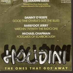 HOUDINI THE ONES THAT GOT AWAY - Various - 45T (SP 2 titres)