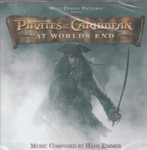 PIRATES OF THE CARIBBEAN - At World's End - CD