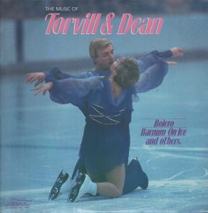 MICHAEL REED ORCHESTRA - Music of Torvill and Dean - 12 inch 45 rpm
