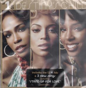 DESTINY'S CHILD - #1's - CD