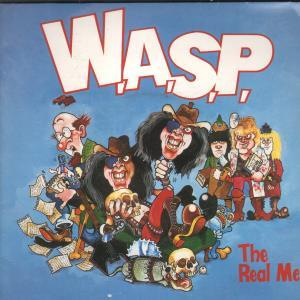 WASP - Real Me - 45T (SP 2 titres)